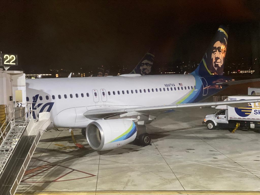 Alaska Airlines Justsomeflyer